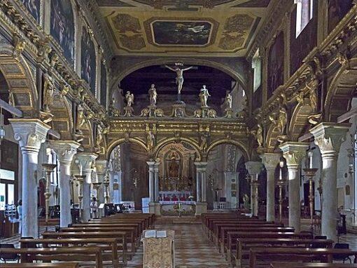 San Nicolò dei Mendicoli, conference December 2022, CALL FOR PAPERS